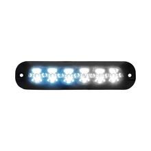 Xtp6bw Code 3 Luz Auxiliar Serie X3705 6 LEDs Ultra Brillan