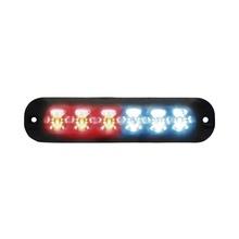Xtp6rb Code 3 Luz Auxiliar Serie X3705 6 LEDs Ultra Brillan