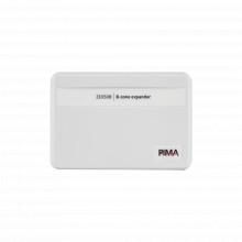 Zex508 Pima Expansor Cableado 8 Zonas Compatible Con Panel F