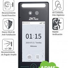 ZKT0810026 Zkteco ZKTECO SpeedFaceV4L - Control de Acceso Fa