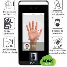ZKT0810031 ZKTECO ZKTECO SPEEDFACEV5LP - Control de Acceso