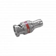 1505abhd1 Belden Conector BNC Coaxial RG59 Para HD De Compre