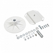 1601240 Dks Doorking Kit de instalacion para brazo de madera