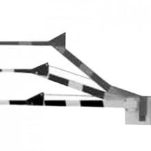 1601383 Dks Doorking Kit de articulacion para brazo de plast