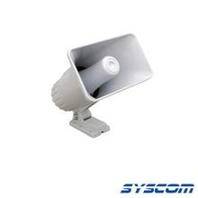 Sr581 Syscom Sirena De Dos Tonos 30 Watts De Potencia Con 1