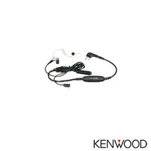 Khs9bl Kenwood Microfono Con Audifono 3 Cables Color Negro P