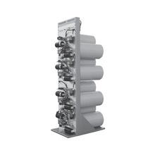 M1014504trm3q Telewave Inc Combinador De Alta-Q En Rack 19