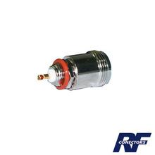 Rfn10225 Rf Industriesltd Conector N Hembra Hermetico Mont