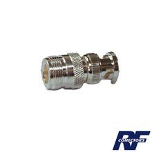 Rfn10381 Rf Industriesltd Adaptador En Linea Para 50 Ohm D