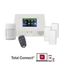 L5210pk Honeywell Panel De Alarma Inalambrico Autocontenido