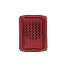 Sprl System Sensor Bocina Para Montaje En Pared Color Rojo