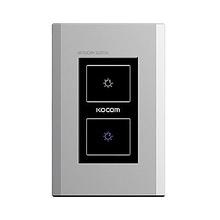 Kv3012 Kocom Control De Iluminacion Para 2 Apagadores Compa