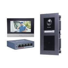 Dskis601v2 Hikvision KIT De Videoportero IP Con Llamada A Ap