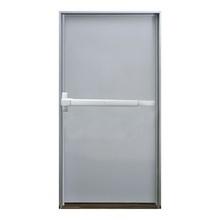5043 Assa Abloy Puerta Metalica Galvanizada 3 Ft X 7 Ft / Re