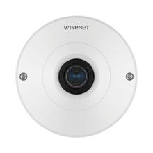 Qnf8010 Hanwha Techwin Wisenet Camara IP Fish Eye Interior 6