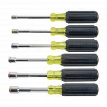6356 Klein Tools Juego De Desarmadores 1/4 5/16 3/8 7/16