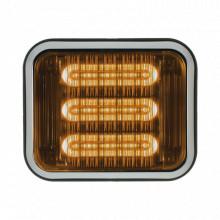 798abz75 Code 3 Luz Perimetral Led Prizm II De 7x9 Con Bisel