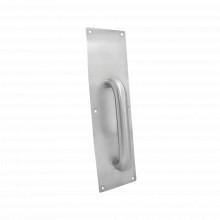85594 Assa Abloy Push Plate Con Jaladera Para Puertas De Emp