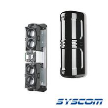 Abh50l Syscom Detector De Rayo Fotoelectrico Para 50 Mts. In