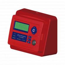 Annsb80kitr Fire-lite Caja De Montaje En Color Rojo Para Anu