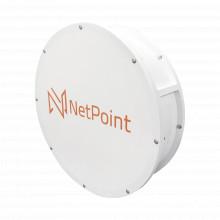 Arnp3 Netpoint Radomo Aislante Para Alta Inmunidad Al Ruido