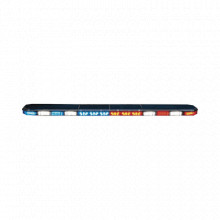 C138670 Code 3 Barra de luces serie 21 color rojo claro de 5