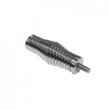 C30 Hustler Resorte Cromado Metalico Para Antenas HF bobinas