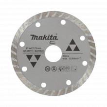 D44301 Makita Disco De Diamante De 4 1/2 herramientas electr