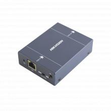 Ds1h340101p Hikvision Extensor PoE 802.3af/at 100 Mts De 1 P