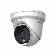 Ds2td12173pa Hikvision Turret IP Dual / Termica 3.1 Mm 320X