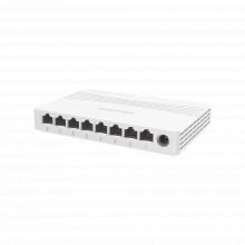 Ds3e0508de Hikvision Switch Gigabit No Administrable De Escr