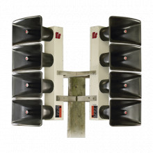 Dsa6 Federal Signal Industrial Altavoz Direccional De Alta P