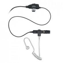 E1ea2ms131 Otto Microfono-Audifono De 1 Cable Con Tubo Acust