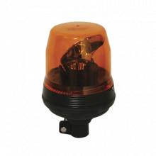 Eb7810a Ecco Baliza Rotativa LED Color Ambar SAE Clase I Con