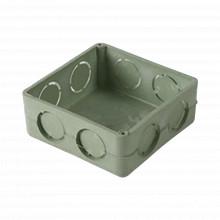 Ec13c Cresco Caja Cuadrada De 1/2 Para Instalaciones Con Tub
