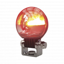 EW2030R Ecco Luz de trabajo de limite de arco color rojo pa