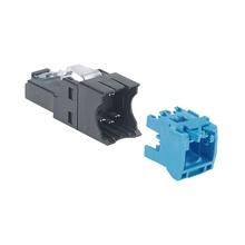 Fp6x88mtg Panduit Plug RJ45 UTP Instalacion Recta Terminac