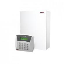 H6rxn400k Pima Kit De Alarma De 6 Zonas Y Teclado Alfanumeri