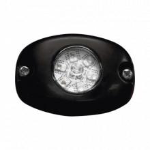 HB6PAKBW Code 3 Lampara Oculta de LED Serie HB6PAK color dua