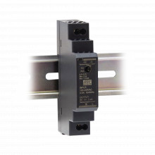 Hdr1512 Meanwell Fuente De Poder Industrial Riel Din 12Vcd