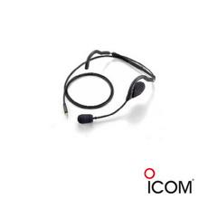 Hs95 Icom Diadema / Microfono / Audifono Por Detras De La C