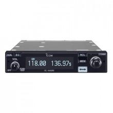 Ica220 Icom Radio Movil Aereo En Rango De Frecuencia 118.00