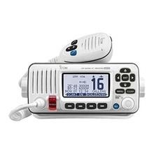 Icm424g22 Icom Radio Movil Marino Color Blanco 25W Tx156