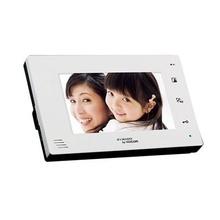 Kcva374 Kocom Monitor Adicional Color Blanco Manos Libres Co