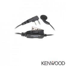Khs26 Kenwood Microfono Miniatura Con Clip Y Audifono P/ TK2