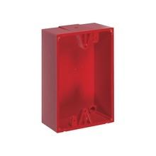Kit71100ar Sti Caja De Montaje Color Rojo Para Botones De Em
