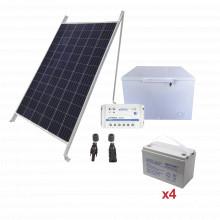 Kitfz100 Epcom Powerline Kit De Energia Solar Para Congelado