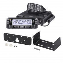 Kitic2730a05 Icom Radio Movil Doble Banda VHF/UHF TX137-17