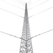 Ktz30g006p Syscom Towers Kit De Torre Arriostrada De Techo D