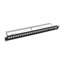 LPPP23STPBK24P Linkedpro Patch panel modular Blindado STP